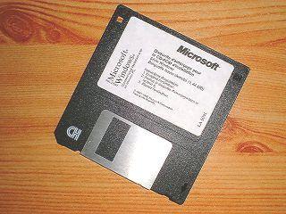 disquette de démarrage win98